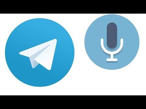 Как настроить микрофон в Telegram на ПК