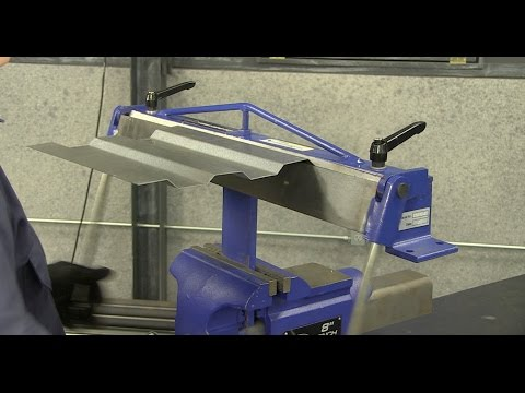 How To Make a Rocker Panel & Truck Bed Floor with an Eastwood Brake