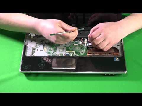 Разборка ноутбука HP Pavilion DV6-2030er так же почти вся серия dv6-2xxx