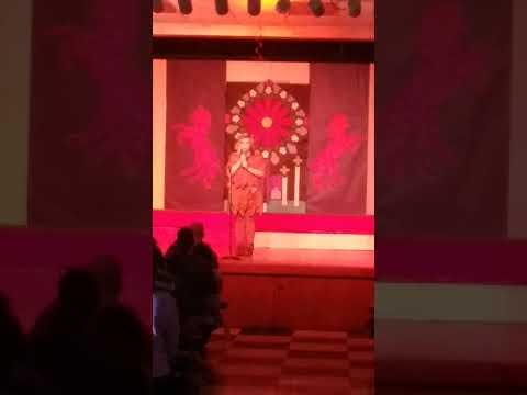 Lost Boy Morongo Valley Elementary School talent show
