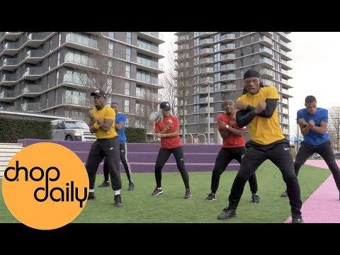 Mr Eazi ft Diplo - Open & Close (Dance Video) | Chop Daily
