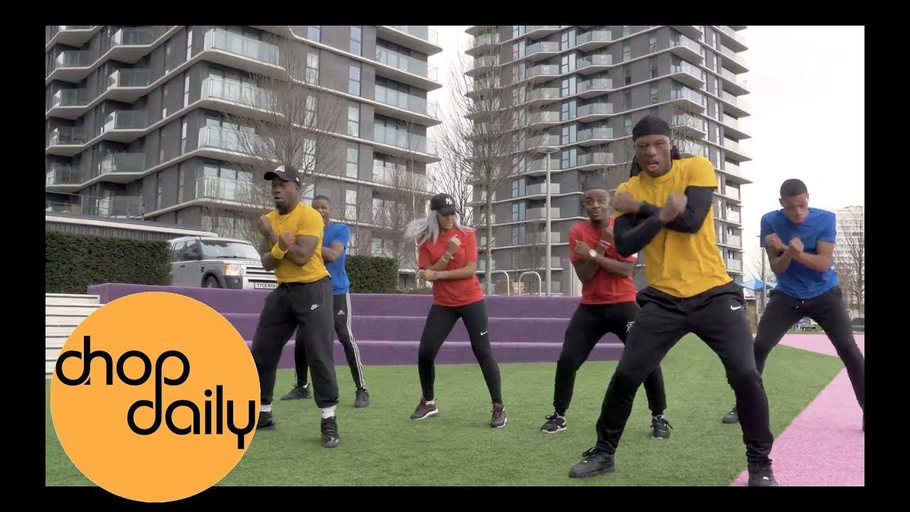 Mr Eazi ft Diplo - Open & Close (Dance Video)   Chop Daily