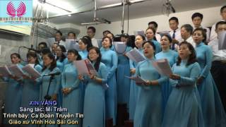 Video Bài hát XIN VÂNG