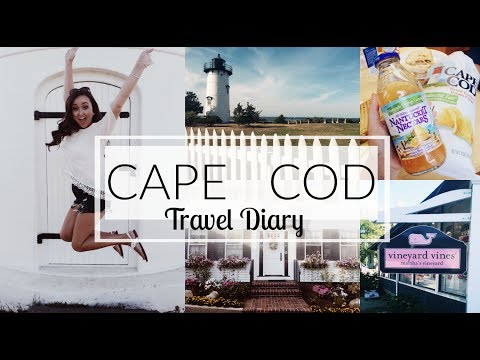 Cape Cod // TRAVEL DIARY