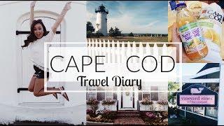 Cape Cod // TRAVEL DIARY