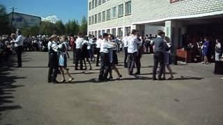 Вальс  Магистральнинская СОШ 2  1 сентября 2016 года