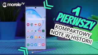 Samsung Galaxy Note 10 - Recenzja | Pierwszy kompaktowy Note w historii