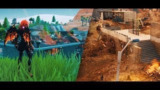 Fortnite - Cinematic Pack Update: Retail & Tilted Destroyed (Free HD Downloads)