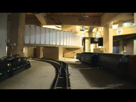 Layout Operating Session plus Cab Ride View - 8/9/2015