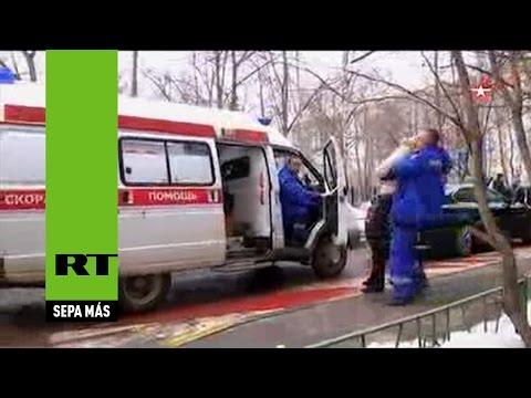 Estremecedor: el shock de los padres de la nena decapitada en Moscú