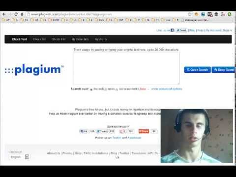 How To Check For Duplicate Content Using Copyscape, Plagium And Google