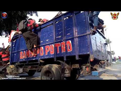 PROSES RITUAL PEMANDIAN CREW & ALAT PENTAS SAMBOYO PUTRO DI SENDAN TIRTA KAMANDANU 2018 MALAM SATU S
