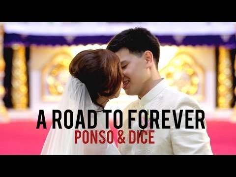 A ROAD TO FOREVER - Alfonso & Dice Wedding SDE