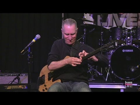 Michael Manring at Bass Player LIVE! 2013