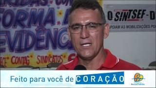 Antônio Marcos da CUT afirma por que é contra a reforma da previdência