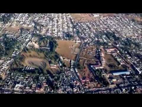 Landing at Bole International Airport, Addis Ababa, ET 802 B737-800