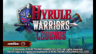 GPD Win 2 - Hyrule Warriors Legends Citra (Super Playable!) -part 1