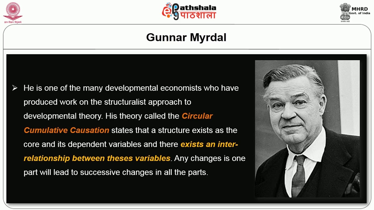 structuralist theory of development