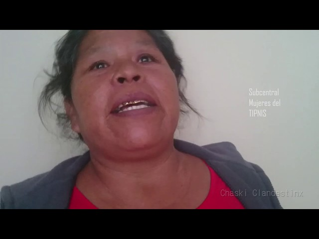 Eco de voces de territorios resistiendo, hacia Tariquia