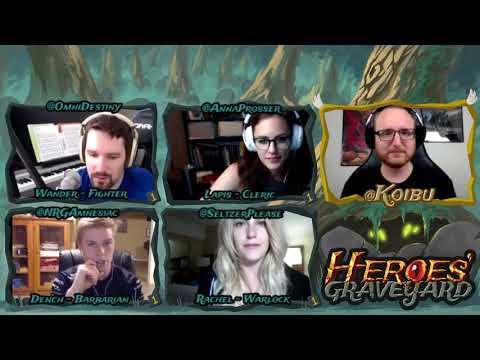 Episode 1, part 2 - Heroes' Graveyard