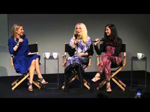 Marchesa/Georgina Chapman/Keren Craig & Kinvara Balfour: Fashion in Conversation at the Apple Store