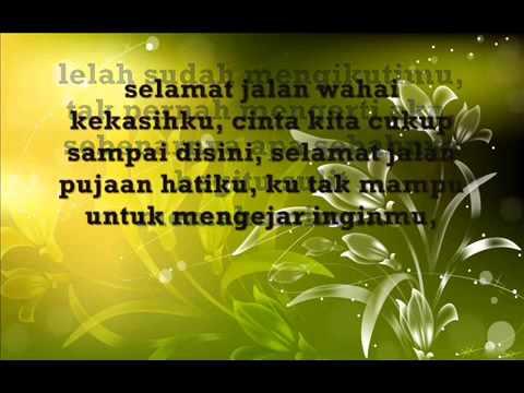 Saleem - Cinta Kita Berbeda Berbeza (HQ) 'LIRIK' -