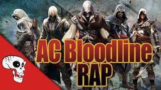 Repeat youtube video Assassin's Creed Bloodline Rap by JT Machinima