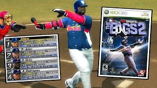 DAVID ORTIZ, DEREK JETER ARE BACK! THE GOD SQUAD!? The Bigs 2 Baseball Gameplay