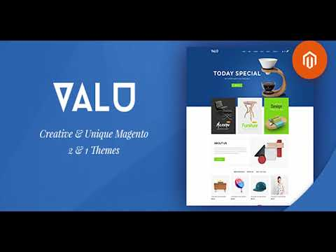 Ves Valu Magento 2 Template With Pages Builder | Themeforest Website Templates and Themes