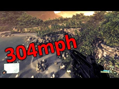 Using Glitches and Tricks to beat Crysis