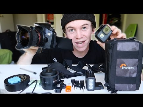 HOW I BOUGHT MY CAMERA GEAR?!