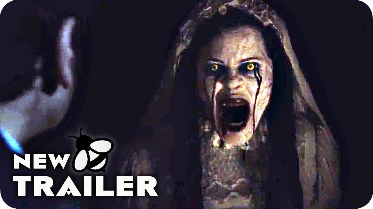 The Curse Of La Llorona Trailer 2019 Horror Movie Youtube