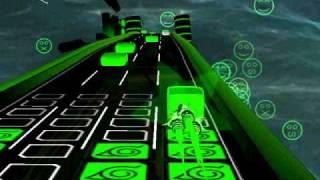Audiosurf Epic violin techno remix