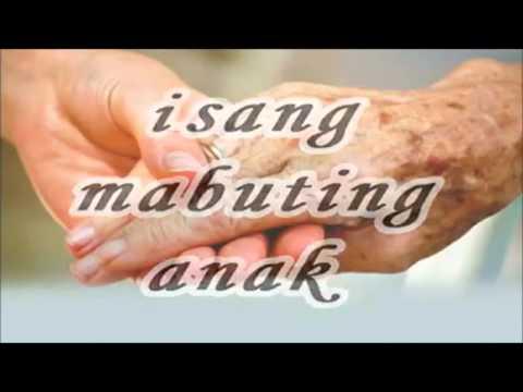 """pagmamahal sa magulang sa anak Ano ang karaniwang nadarama ng mga magulang at anak sa isa't ama at ang iyong ina,"""" at ipakita sa kanila na mahal mo sila gaya ng pagmamahal nila sa iyo."""
