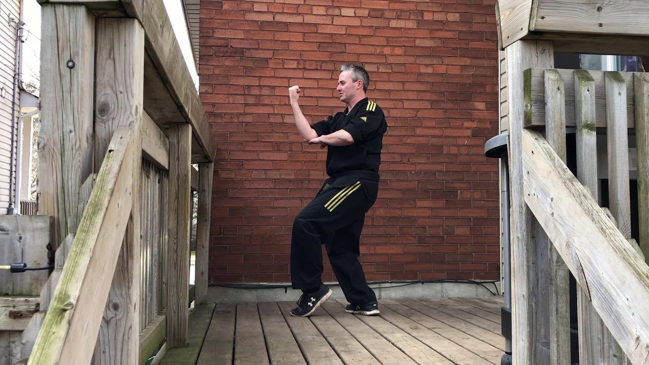 Training From Home: Chil Jang