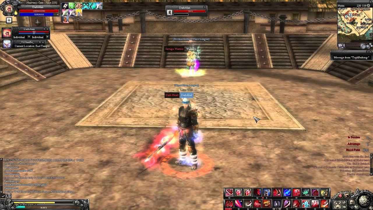 9Dragons - DarkAlan vs BIA Waveey Hefei Duel 2/5 (Pills, Agreed)