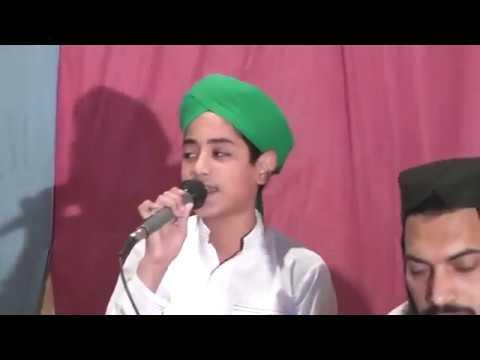 Sohniya Shan Kamal Ne Teriyan Zulfan De  Beautiful Naat by Hafiz Muhammad Hussnain Attari 