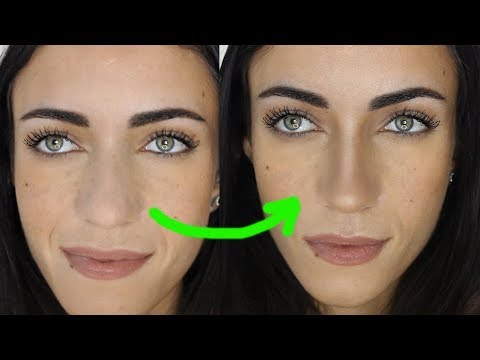 How To Make Your Nose Look Smaller Makeupandartfreak