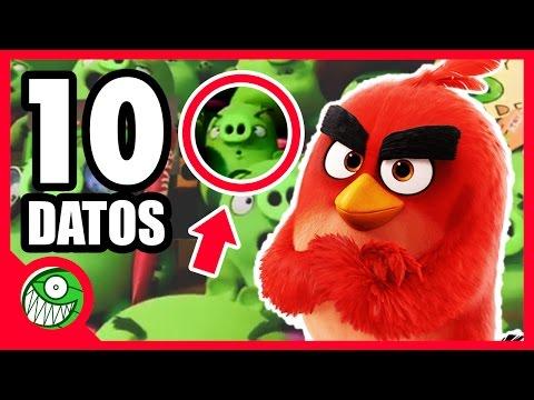 10 curiosidades de ANGRY BIRDS: LA PELÍCULA