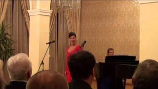 Andrea Kalivodová-Ladislava Vondráčková křest CD