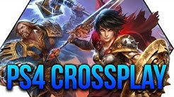 SMITE PS4 CROSSPLAY IS FINALLY HERE!