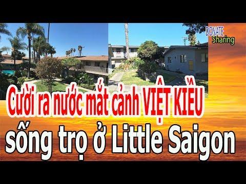 Cười r,a n,ư,ớ,c m,ắ,t c,ả,nh VIỆT KIỀU sống tr,ọ ở Little Saigon