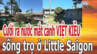 Cười r,a n,ư,ớ,c m,ắ,t c,ả,nh VIỆT KIỀU sống tr,ọ ở Little Saigon - Donate Sharing