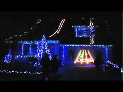 Luces de navidad en la casa christmas light hero youtube - Luces para navidad ...