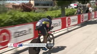 Велоспорт   Джиро дИталия   10 й этап 1 часть