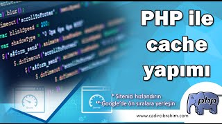 PHP ile cache yapımı Mp3