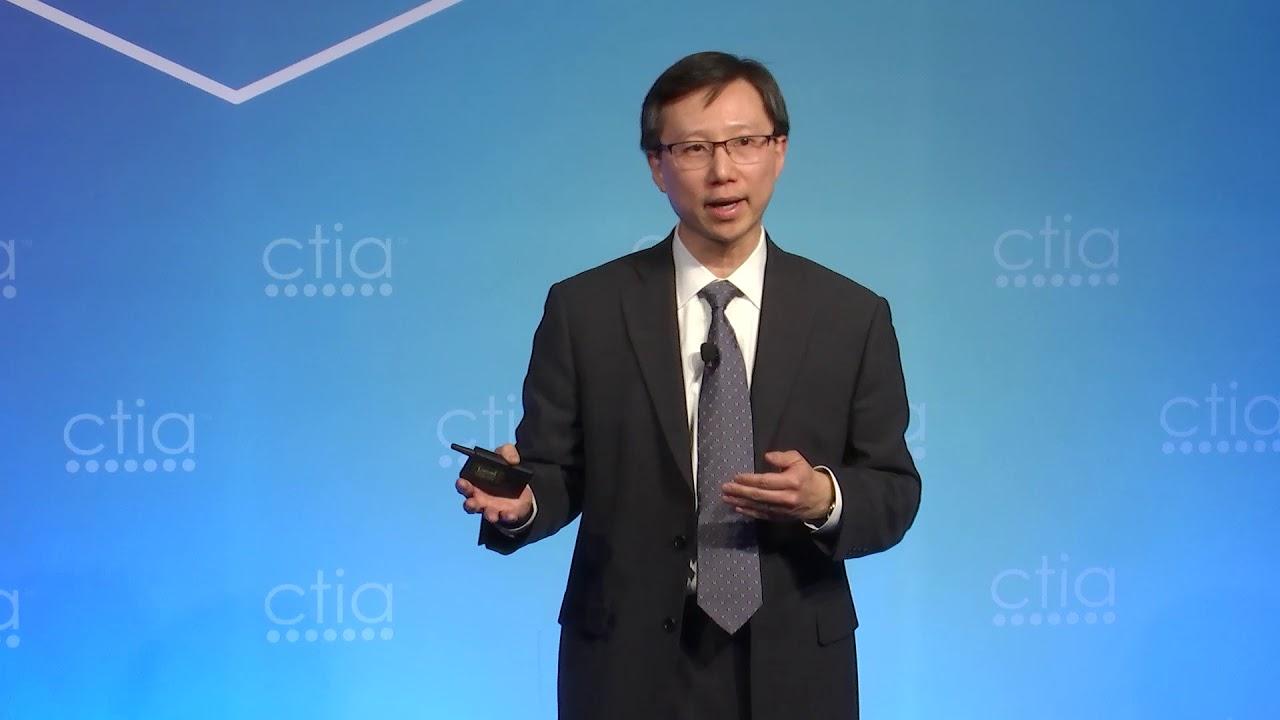 Ed Chan: Verizon 5G - Building the Next Platform for ...