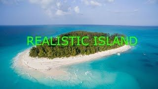 Roblox Studio - Realistische Insel