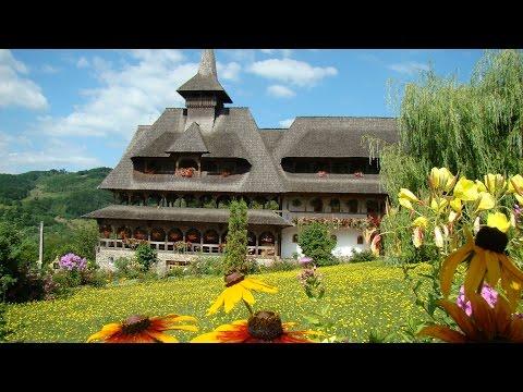 """ Monastyr Barsana- Maramuresz..... Rumunia ....."