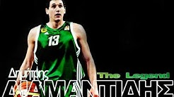 The Legacy of a Legend - Dimitris Diamantidis